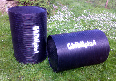 Floats and barrels for rafts and water houses - GHIBLIPLAST